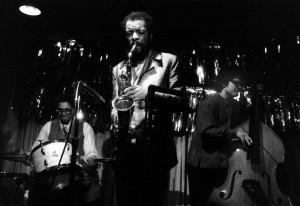 Edward Blackwell • Ornette Coleman • Charlie Haden Town Tavern, Toronto, December 7/1970