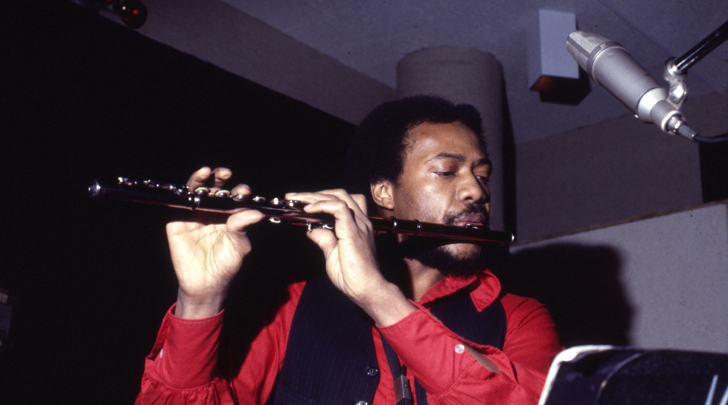 Roscoe Mitchell and Note Factory, The - Nine To Get Ready